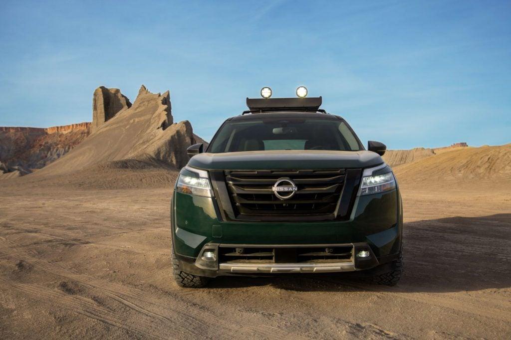 2022 Nissan Pathfinder 12