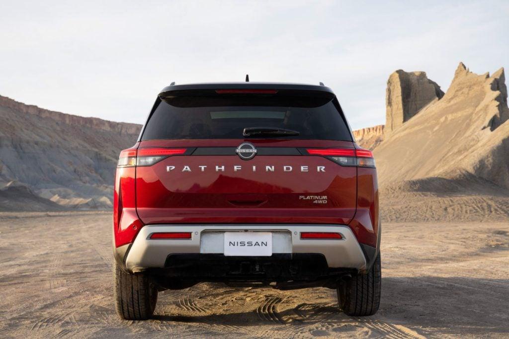 2022 Nissan Pathfinder 16