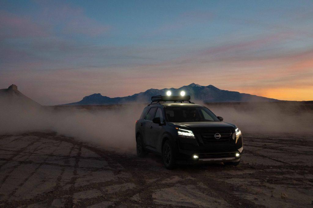 2022 Nissan Pathfinder 20