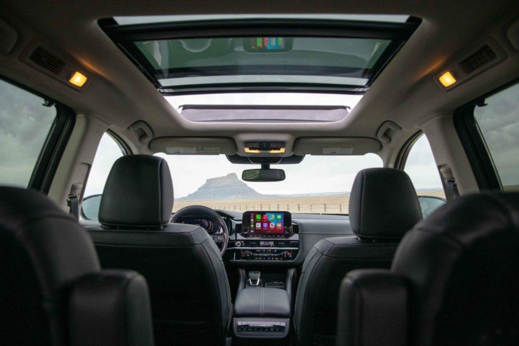 2022 Nissan Pathfinder 27