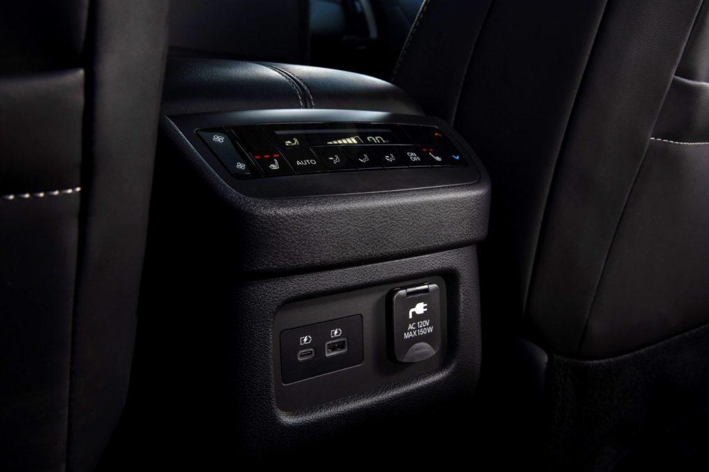 2022 Nissan Pathfinder 9