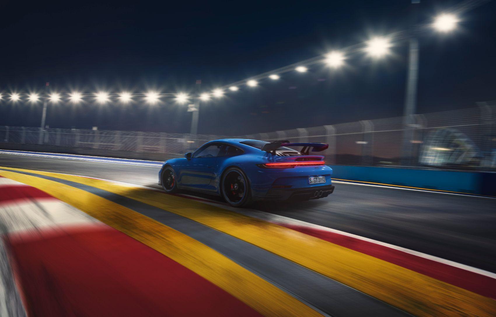 2022 Porsche 911 GT3: Powertrain Specs, Aerodynamics, Interior Features & More