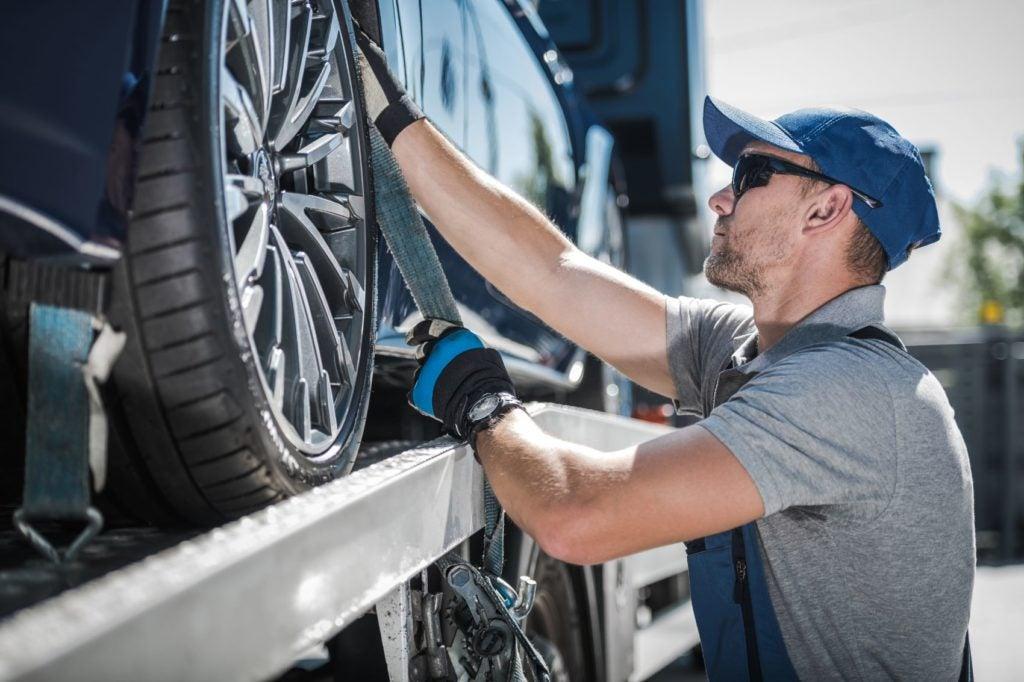 Car transporter / Peddle review