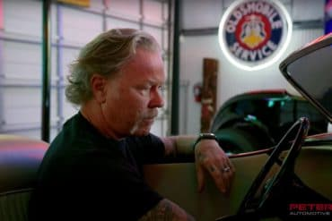 James Hetfield Petersen Automotive Museum 2