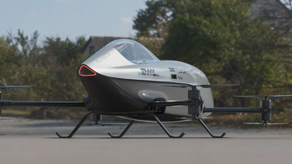Airspeeder Mk3: Meet The World's First Flying Race Car