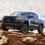 Toyota Tacoma TRD Lift Kit 2