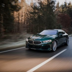 2022 BMW Alpina B8 Gran Coupe 1
