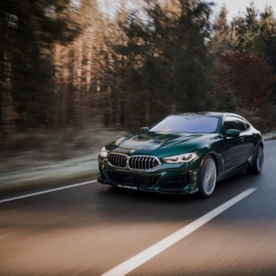 2022 BMW Alpina B8 Gran Coupe 1