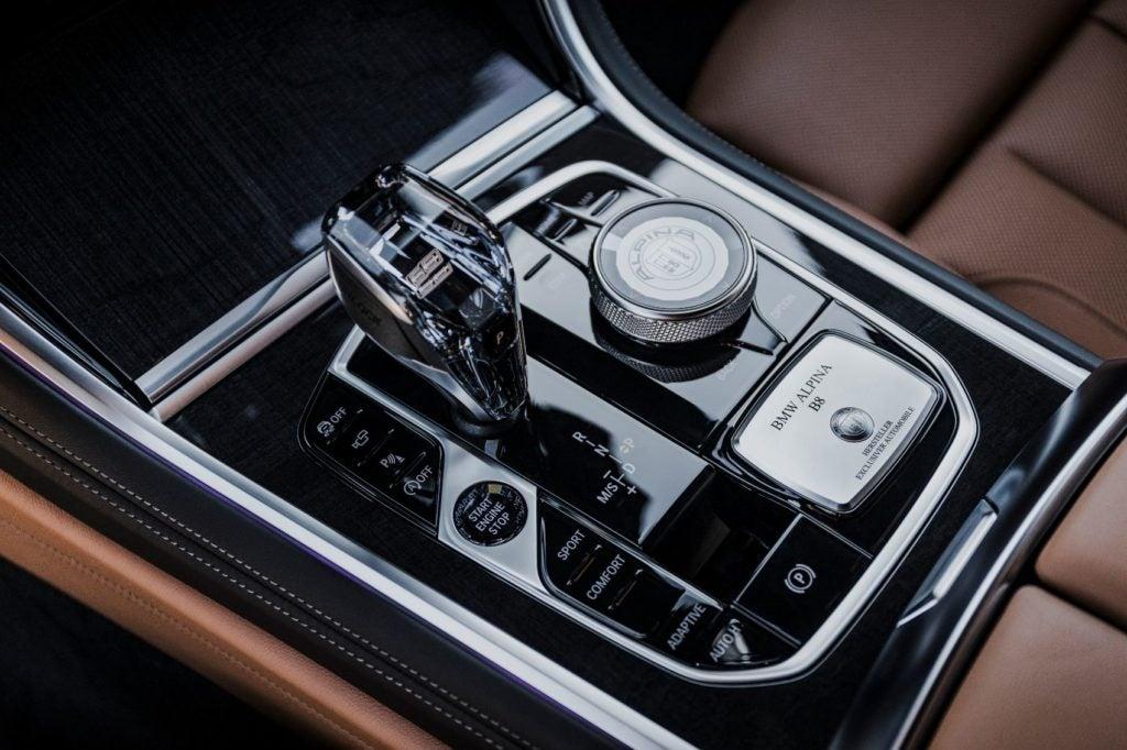2022 BMW Alpina B8 Gran Coupe 25