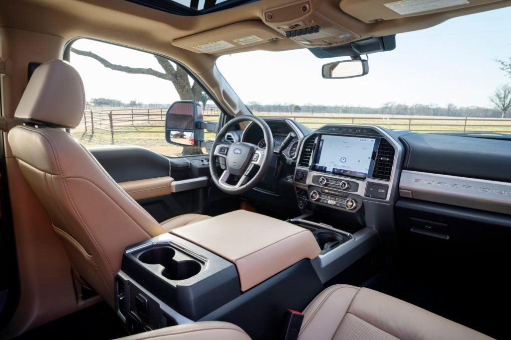 2022 Ford Super Duty 1