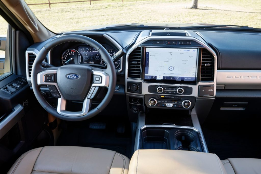 2022 Ford Super Duty 2