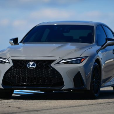 2022 Lexus IS 500 F SPORT Performance Launch Edition 16
