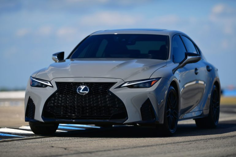 2022 Lexus IS 500 F SPORT Performance Launch Edition 16
