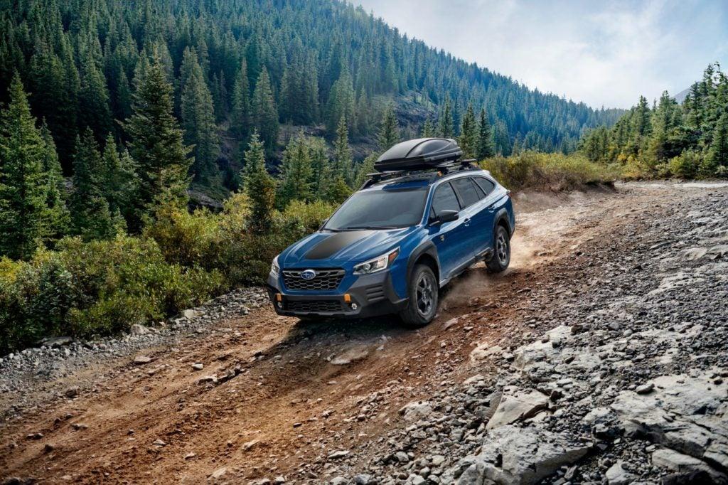 2022 Subaru Outback Wilderness 1