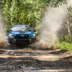 2022 Subaru Outback Wilderness 8