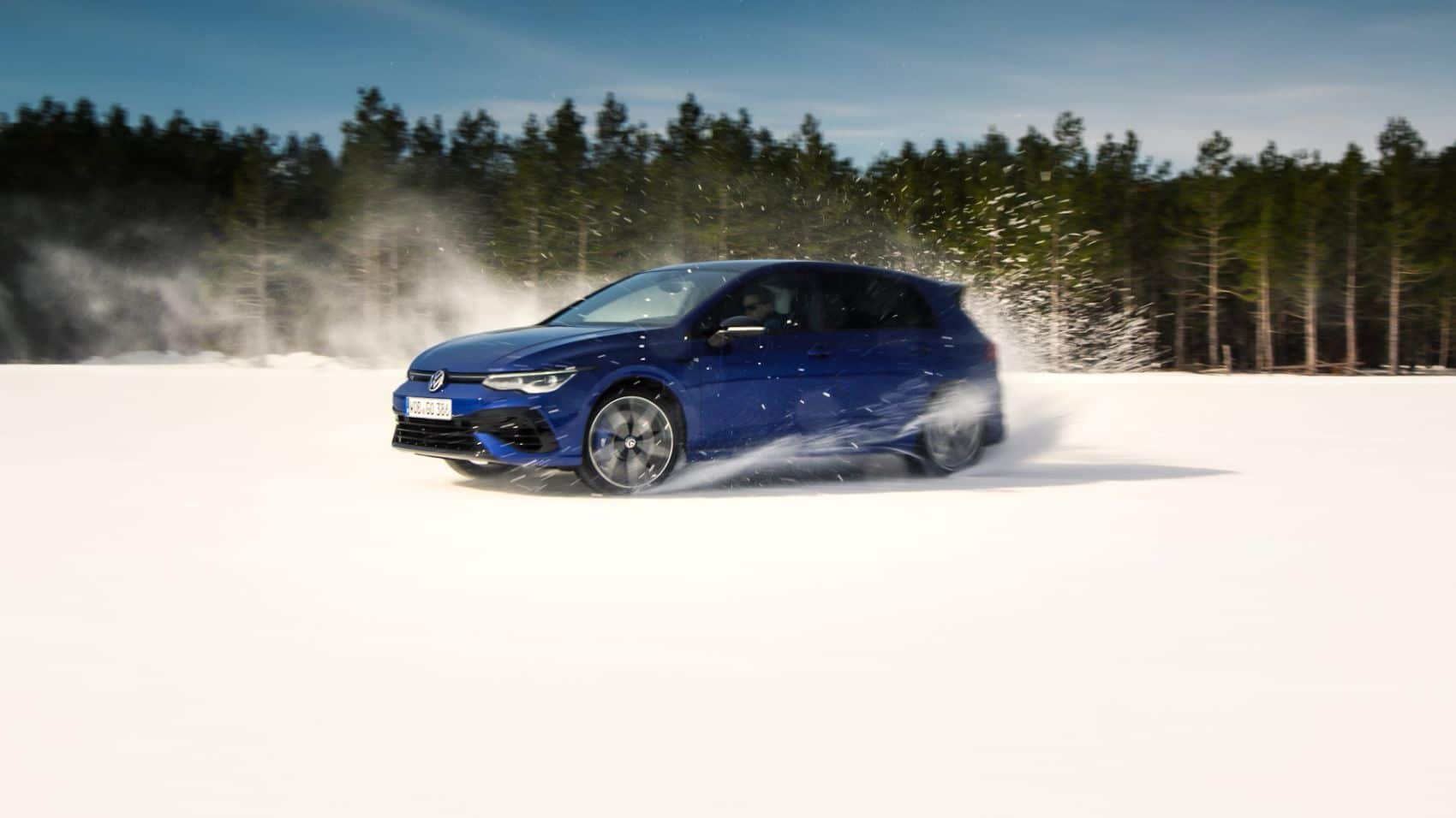Spring Thaw Joyride With The 2022 Golf R & 2021 ID.4