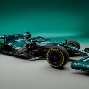 Aston Martin Cognizant Formula One 1