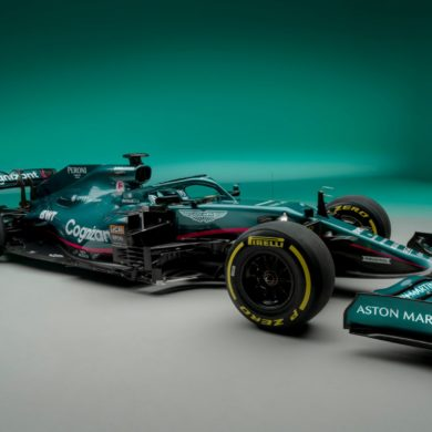 Aston Martin Cognizant Formula One 1