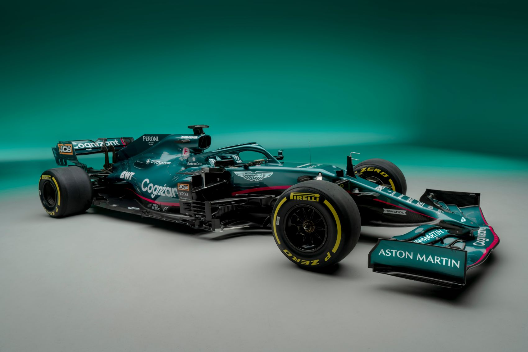 The Famous Wings Return: Aston Martin Cognizant Formula One Team is Primed & Ready