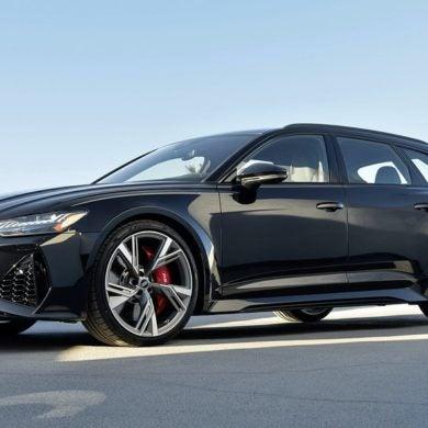 Audi RS 6 Avant Omaze 4