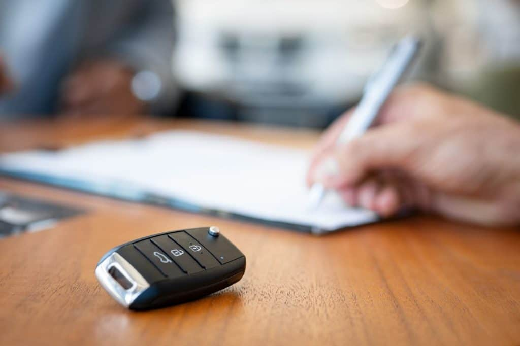 Gray areas in the law make it possible for scammers to commit vehicle title fraud.