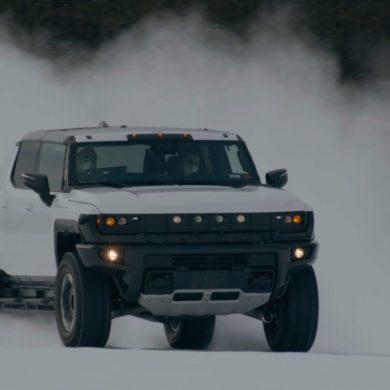 GMC Hummer EV 2