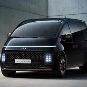 Hyundai STARIA 1 1