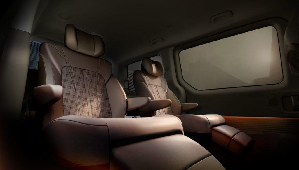Hyundai STARIA Teaser Image