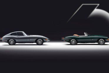 Jaguar E type 60 Collection 3