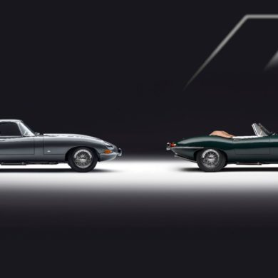 Jaguar E type 60 Collection 3