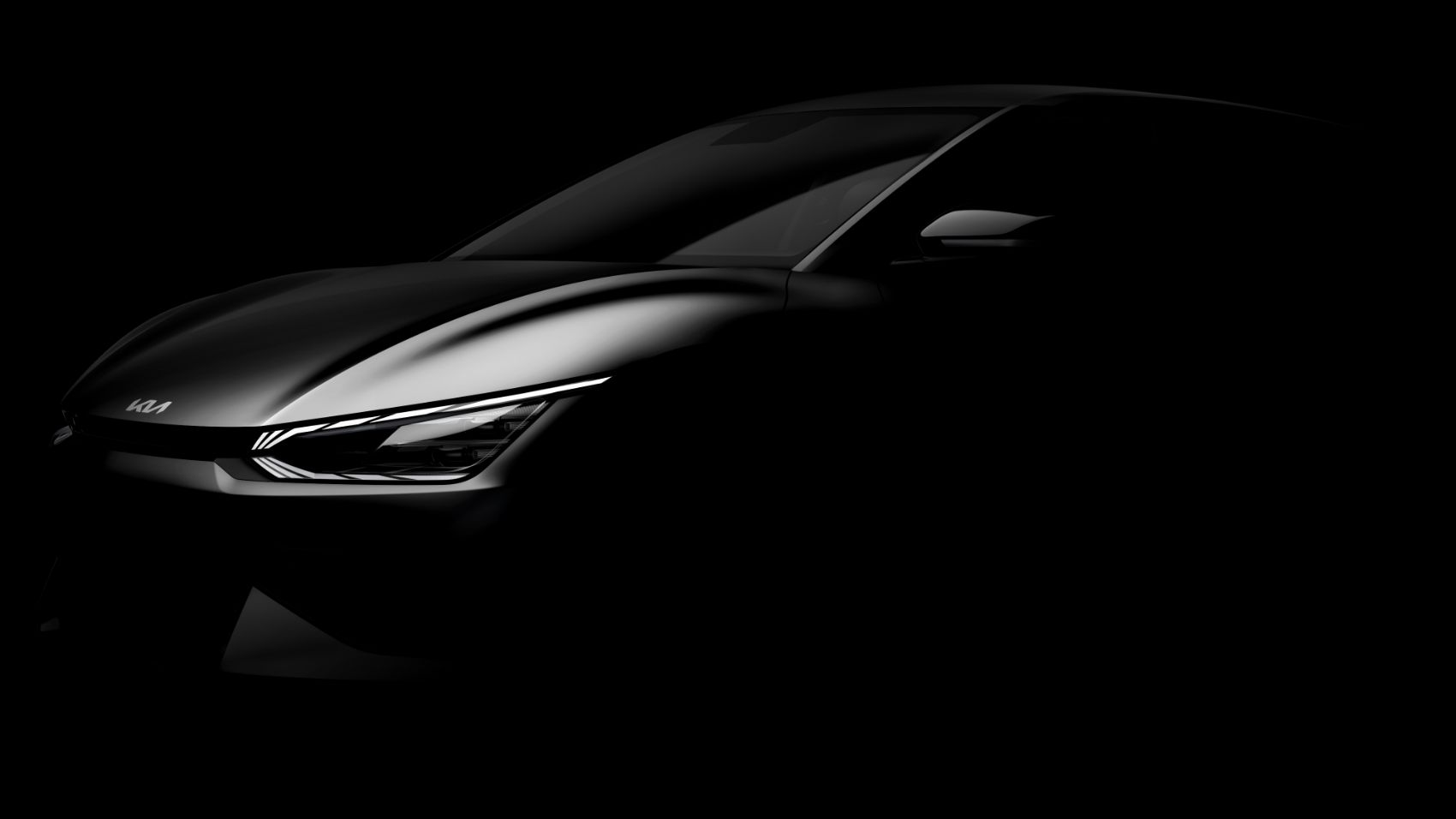 New Kia EV6 Teased, Full Reveal Coming Soon