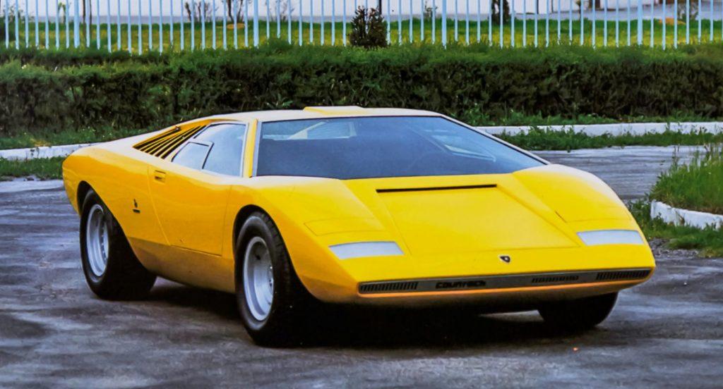Lamborghini Countach LP 500 3