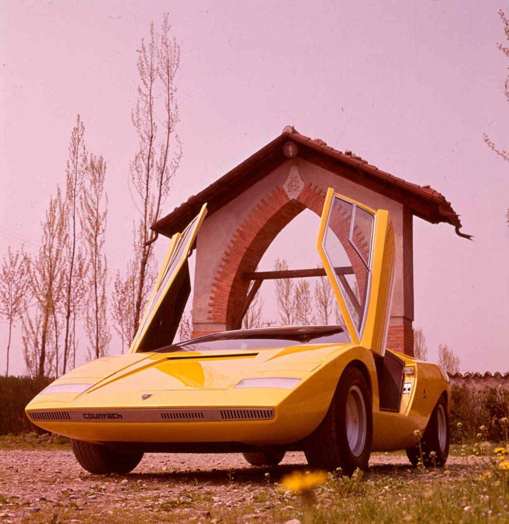 Lamborghini Countach LP 500 4