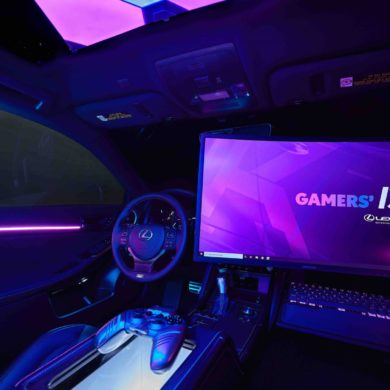 Lexus Gamers IS 5 1