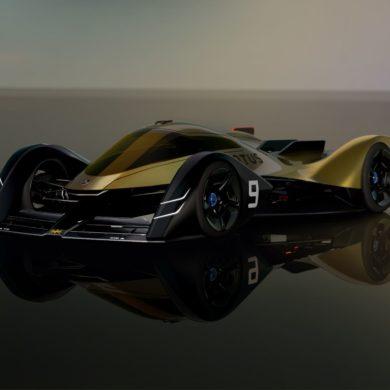 Lotus E R9 1