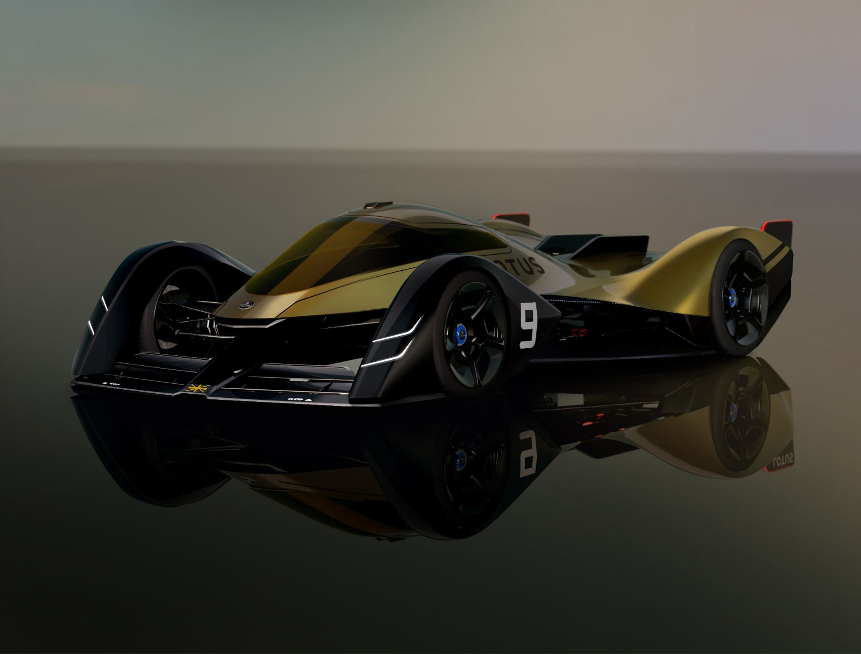 Lotus E-R9: Will This Radical Design Study Become a Reality by 2030?