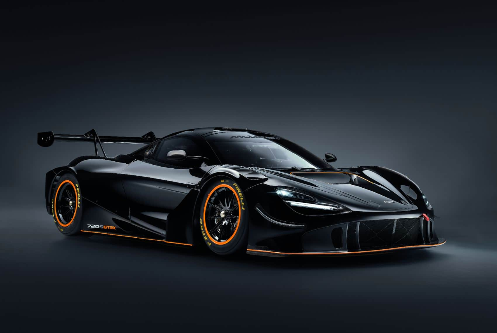 McLaren 720S GT3X: Your Official Track Day Monster Has Arrived!