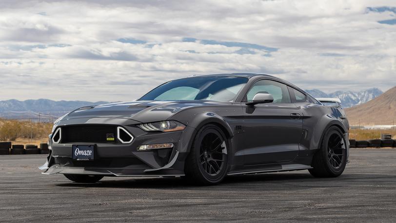 Mustang RTR Spec 5