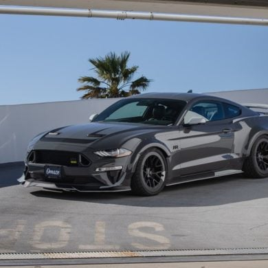 Mustang RTR Spec 5 Omaze 11
