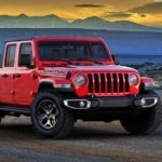 2021 Jeep Gladiator Texas Trail 1