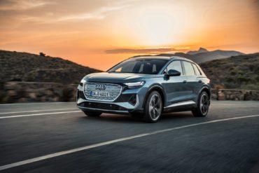 2022 Audi Q4 e tron 17