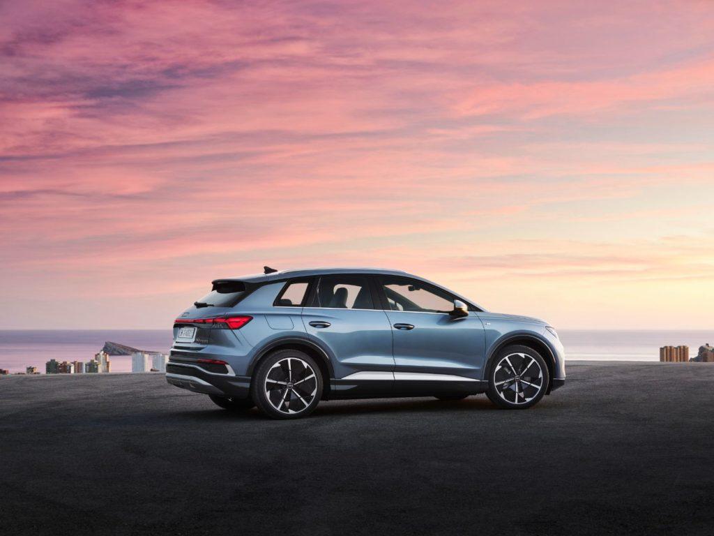 2022 Audi Q4 e tron 4