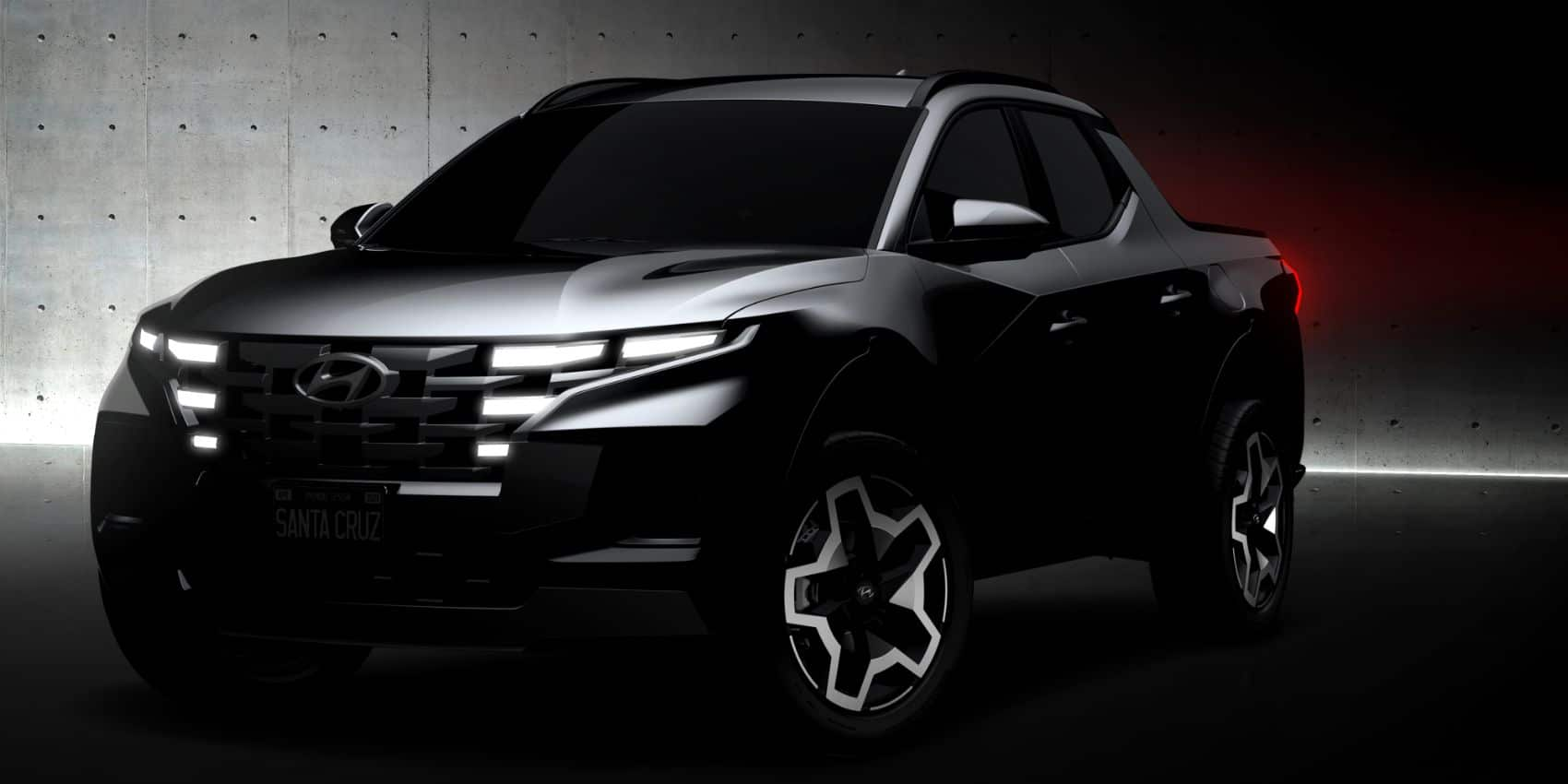 Hyundai Releases Santa Cruz Design Video & Teaser