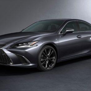2022 Lexus ES 9
