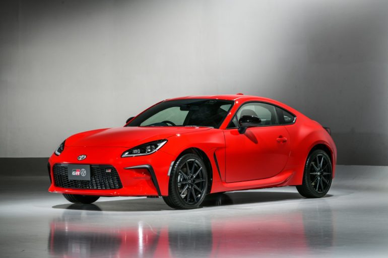 2022 Toyota GR 86 1