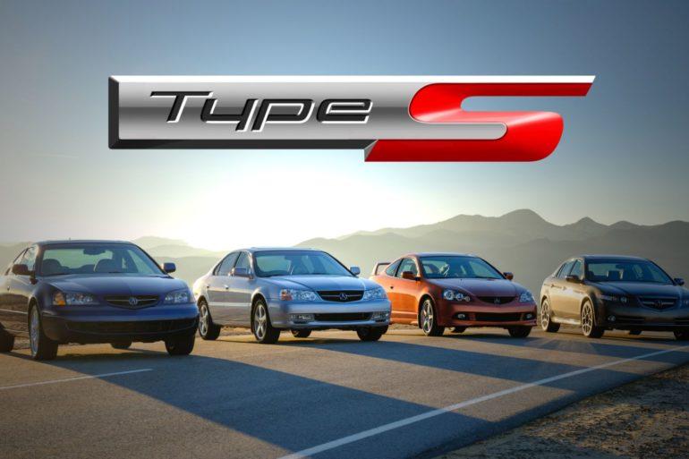 Acura Type S Video
