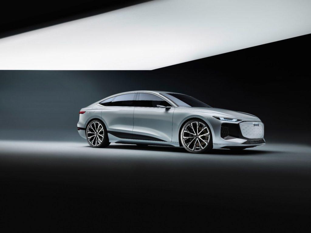 Audi A6 e tron concept 12