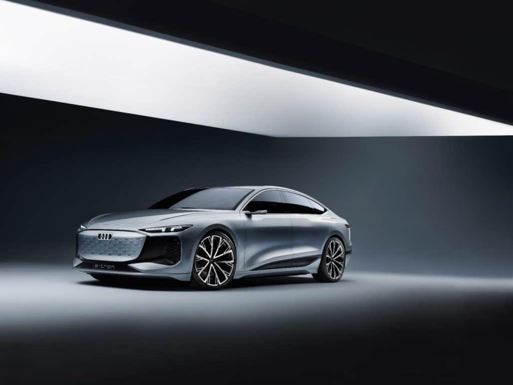 Audi A6 e tron concept 13