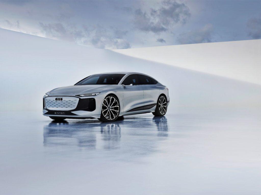 Audi A6 e tron concept 6