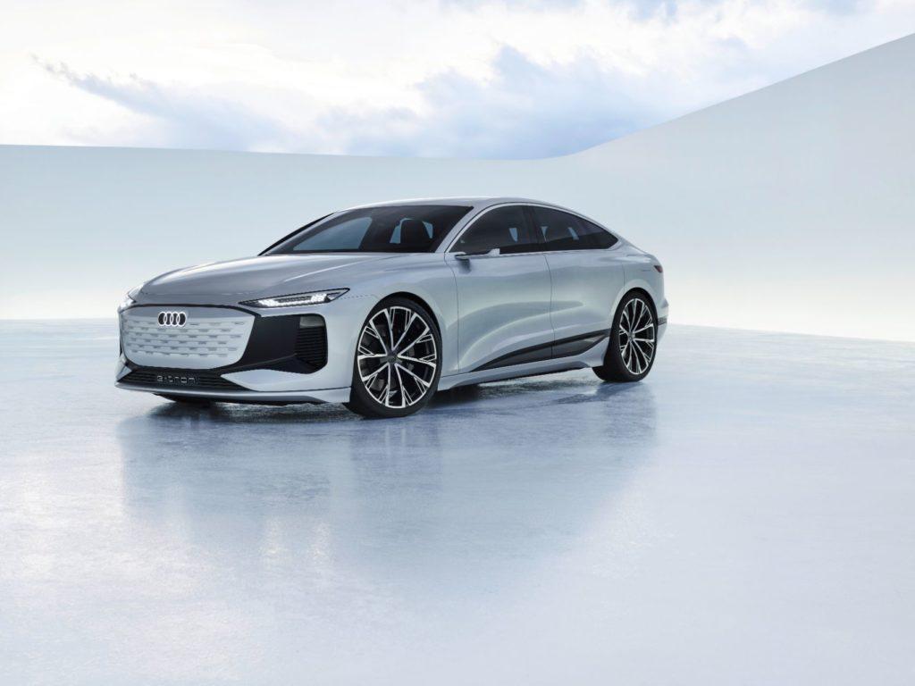 Audi A6 e tron concept 7